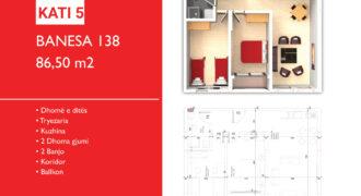 Banesa 138 Hyrja C