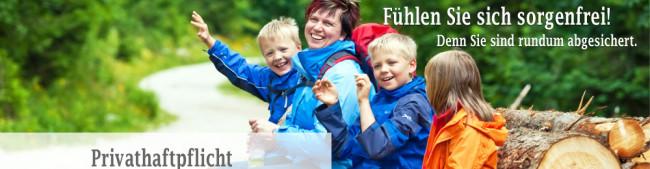 Haftpflichtversicherung Privat-Haftpflichtversicherung Günstig für Familien & Einzelpersonen
